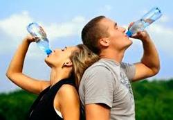 Hidratarse bien
